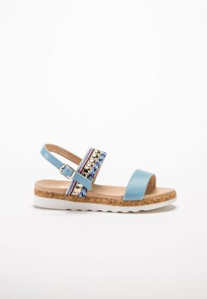 Kid's Single Strap Sandal